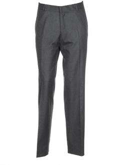 esprit pantalons femme de couleur gris fonce