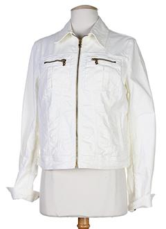 galliano vestes femme de couleur blanc