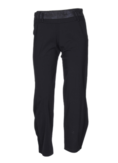 a et dress et concept pantalons et decontractes femme de couleur noir