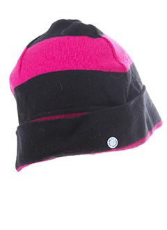 Bonnet noir LITTLE MARCEL pour fille