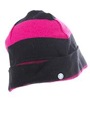 Bonnet noir LITTLE MARCEL pour fille seconde vue