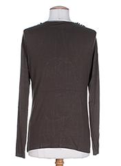 T-shirt manches longues vert ANKOREL pour femme seconde vue