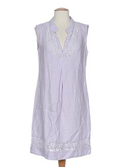 0039 et italy robes et mi et longues femme de couleur violet (photo)