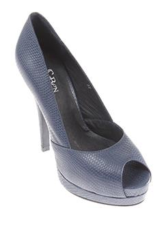 bev EFFI_CHAR_1 ben chaussures femme de couleur bleu
