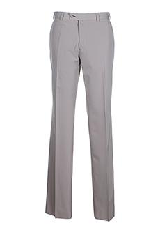 kamao pantalons homme de couleur beige