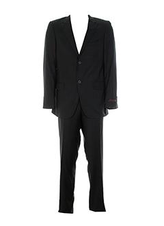 Costume de ville noir STEVEN BEE pour homme