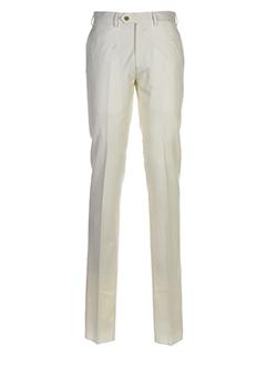 neo mundo pantalons homme de couleur blanc