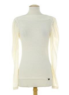 fornarina chemises femme de couleur beige
