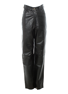 la et canadienne pantalons et citadins femme de couleur noir