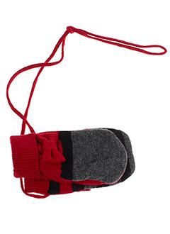 jean bourget accessoires fille de couleur rouge