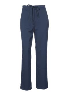 gardenia pantalons et citadins femme de couleur bleu