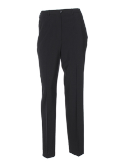 nolwenn pantalons et citadins femme de couleur noir