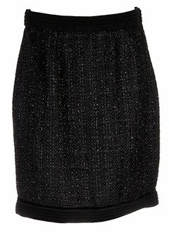pause cafe jupes femme de couleur noir