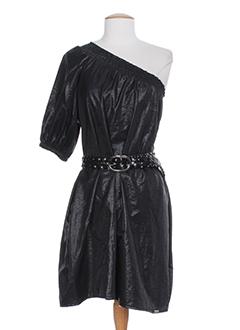 amarillolimon robes femme de couleur noir