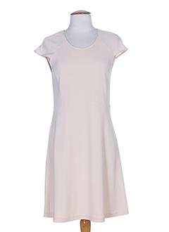 luuca robes femme de couleur beige