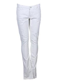 teddy smith jeans fille de couleur gris