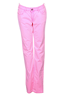 Pantalon casual rose TEDDY SMITH pour fille