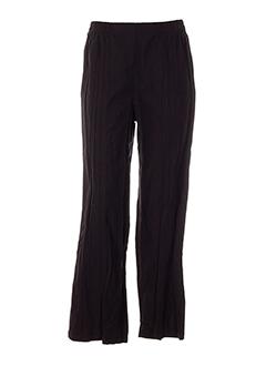 kristina pantalons femme de couleur violet