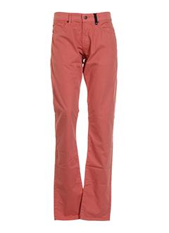 loreak et mendian pantalons et decontractes homme de couleur orange
