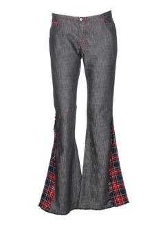killah pantalons et decontractes femme de couleur gris