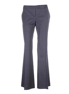 tara jarmon pantalons femme de couleur gris