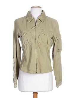 mason's vestes femme de couleur beige