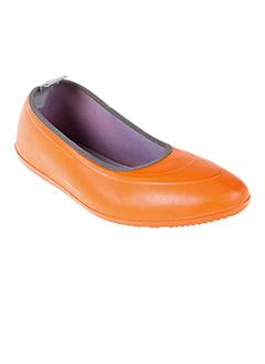 swims villes femme de couleur orange