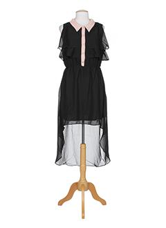 angeleye robes femme de couleur noir