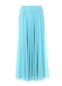 frank usher jupes femme de couleur bleu