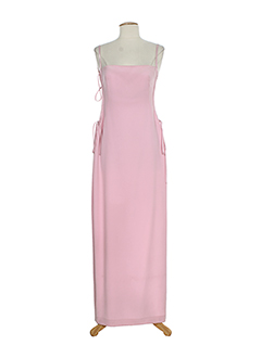 d.u.s.k robes femme de couleur rose