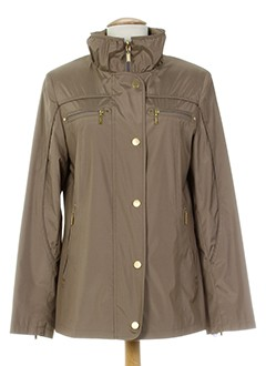 baronia vestes femme de couleur marron