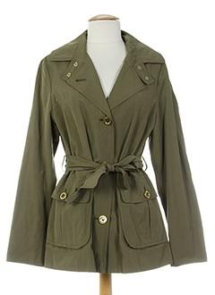 baronia vestes femme de couleur vert