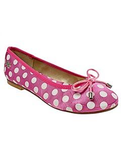 brigitte bardot chaussures femme de couleur rose