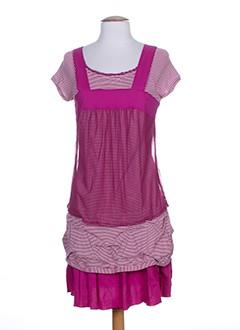 bai et amour robes et mi et longues femme de couleur rose