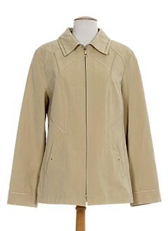 gelco vestes femme de couleur beige