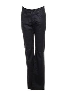 onado pantalons et decontractes femme de couleur noir
