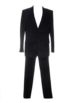 hafnium costumes homme de couleur noir