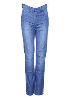cheap et monday jeans et coupe et droite femme de couleur bleu