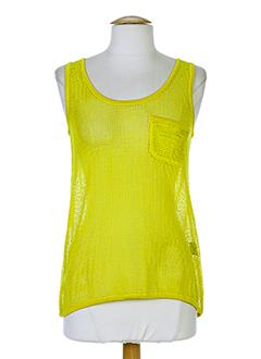 hotel particulier chemises femme de couleur jaune