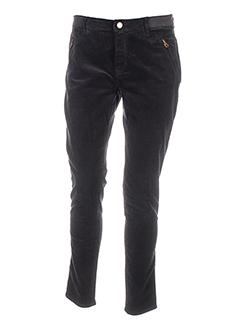 paul smith pantalons femme de couleur noir