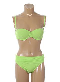 gottex maillots de bain femme de couleur vert