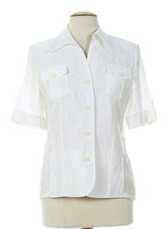 basler chemises femme de couleur beige