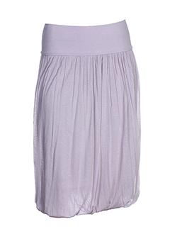 she's so jupes femme de couleur violet