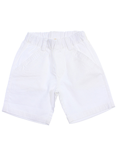 tapioca shorts / bermudas garçon de couleur blanc