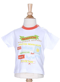 Produit-T-shirts / Tops-Garçon-GIRANDOLA
