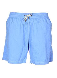 coast + weber + ahaus maillots de bain homme de couleur bleu