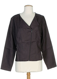 maloka vestes femme de couleur violet