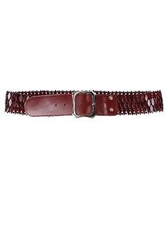 woodly accessoires femme de couleur rouge