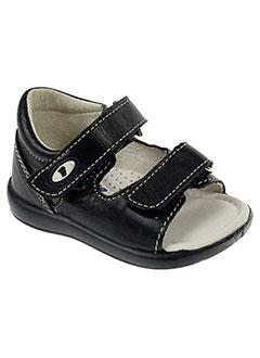 naturino sandales et nu et pieds garcon de couleur bleu