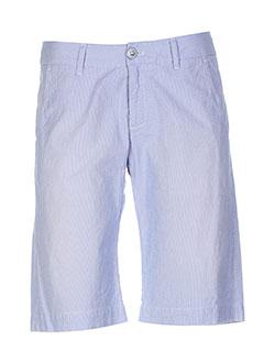 fairly shorts / bermudas femme de couleur bleu